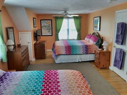 Eastham Cape Cod vacation rental - 2nd Floor East Bedroom