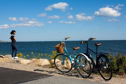 Chatham Cape Cod vacation rental - Cape Cod Bike trail is a 5 min ride from the home.