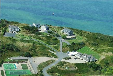 Truro Cape Cod vacation rental - Site View