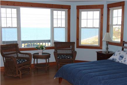 Truro Cape Cod vacation rental - Master Bedroom - King Bed