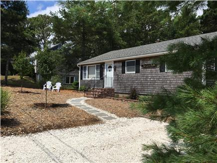 Chatham Cape Cod vacation rental - Front view of the house - picture taken Summer of 2016