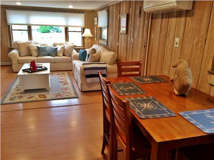 Chatham Cape Cod vacation rental - Dining room table expands to accomodate 8 people
