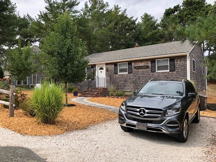 Chatham Cape Cod vacation rental - Front of 27 Kitty's Lane - taken Summer 2018