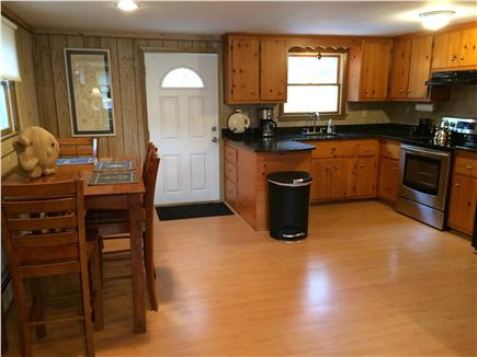 Chatham Cape Cod vacation rental - Beautiful remodeled kitchen - dining table expands for 8