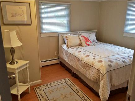 Chatham Cape Cod vacation rental - New Queen Bed -  Guest Room closet with built in dresser& closet