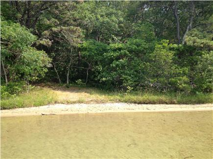 Wellfleet Cape Cod vacation rental - 1 of 3 areas to enjoy Gull Pond away from the crowds. Private.