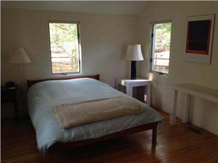 Wellfleet Cape Cod vacation rental - First floor bedroom.