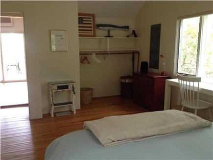 Wellfleet Cape Cod vacation rental - Another view of the first floor bedroom.