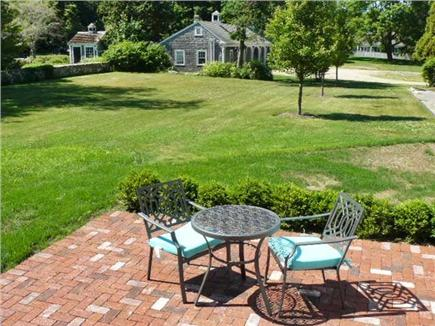 Yarmouth Port Cape Cod vacation rental - Private patio off Master suite