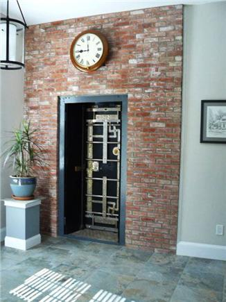 Yarmouth Port Cape Cod vacation rental - Original Safe door as you enter