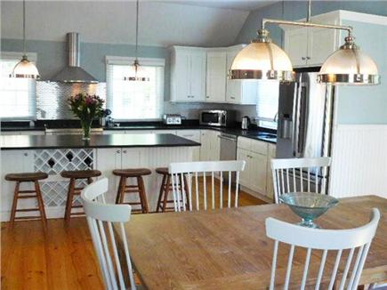 Yarmouth Port Cape Cod vacation rental - Kitchen from dining area