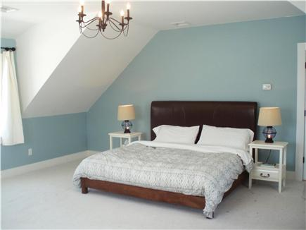 Chatham Cape Cod vacation rental - Giant, beautiful master bedroom, new memory foam bed