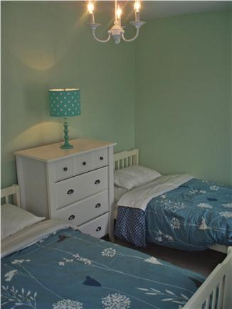 Chatham Cape Cod vacation rental - Upstairs double bedroom, 2 twins