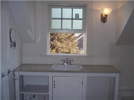 Chatham Cape Cod vacation rental - Full Bathroom for upstairs double bedroom
