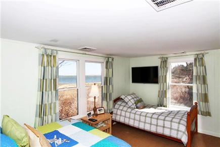 East Orleans Cape Cod vacation rental - Guest Bedroom 2 with Queen/Twin plus views