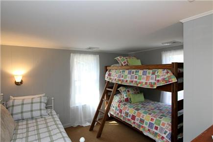 East Orleans Cape Cod vacation rental - Guest Bedroom 3 with Bunkbeds/Twin