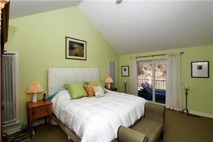 East Orleans Cape Cod vacation rental - Master Suite with king bed and private bath