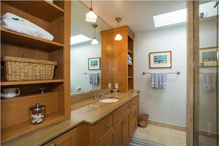 East Orleans Cape Cod vacation rental - Elegant Master Bathroom