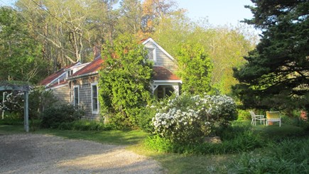 Brewster Cape Cod vacation rental - View from the street
