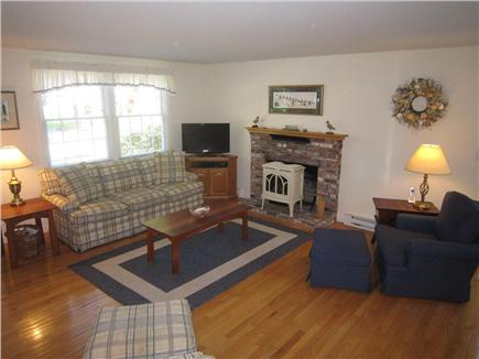 Brewster Cape Cod vacation rental - Cozy living space