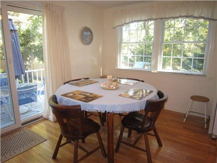 Brewster Cape Cod vacation rental - Dining Area off kitchen