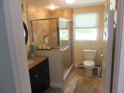East Falmouth Cape Cod vacation rental - Master Bathroom