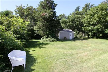 Orleans Cape Cod vacation rental - Wonderful landscaped yard with ample to space to play or relax