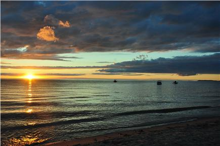Eastham Cape Cod vacation rental - Cape Cod Bay at Campground Beach