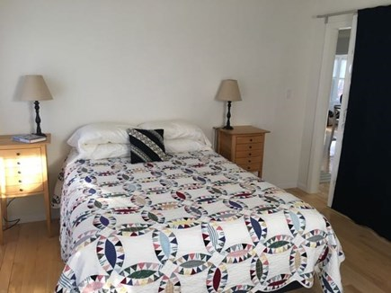 Eastham Cape Cod vacation rental - Den with queen bed