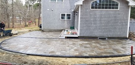 Eastham Cape Cod vacation rental - New patio