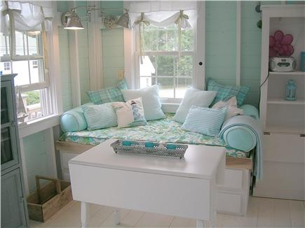 Chatham Cape Cod vacation rental - Living area with day bed