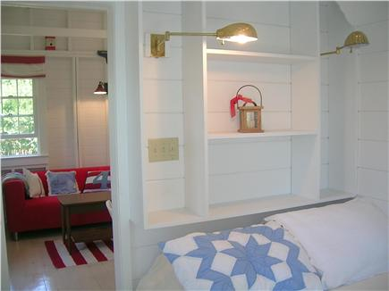 Chatham Cape Cod vacation rental - Picture taken from the bedroom looking out at the living room