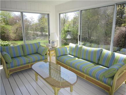 East Orleans Cape Cod vacation rental - Sunroom
