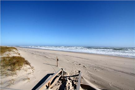 East Orleans Cape Cod vacation rental - Nauset Beach approximately 1 mile
