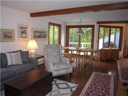 East Orleans Cape Cod vacation rental - Beautifully lit open living, dining, and kitchen
