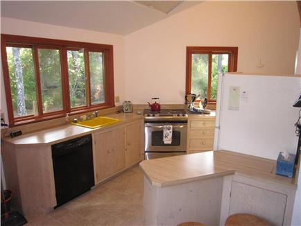 East Orleans Cape Cod vacation rental - Fully equipped kitchen