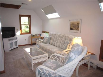 East Orleans Cape Cod vacation rental - Additional living space with TV on 2nd level