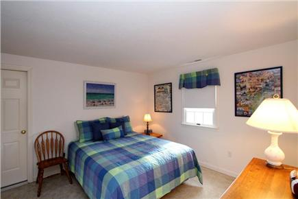 Brewster Cape Cod vacation rental - Spacious guestroom with double bed (2nd level)
