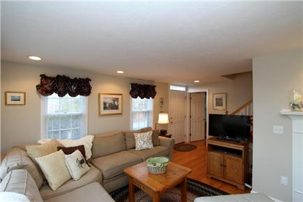 Brewster Cape Cod vacation rental - Tastefully decorated throughout (living area)