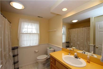 Brewster Cape Cod vacation rental - Guest Bathroom (2nd Level)