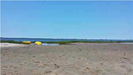 Barnstable Harbor Cape Cod vacation rental - Private beach