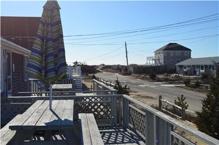 West Dennis Cape Cod vacation rental - The beautiful sandy beach is just steps from the front decks