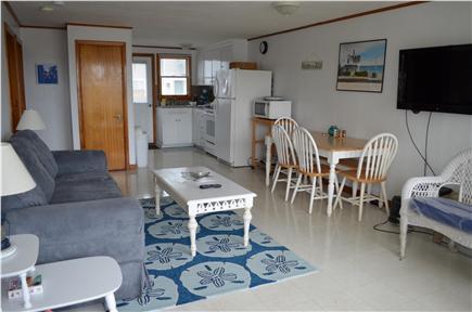 West Dennis Cape Cod vacation rental - #38 Living/dining/Kitchen