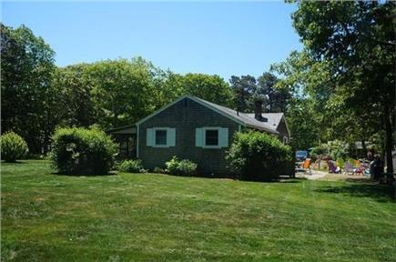 Eastham Cape Cod vacation rental - Grassy yard