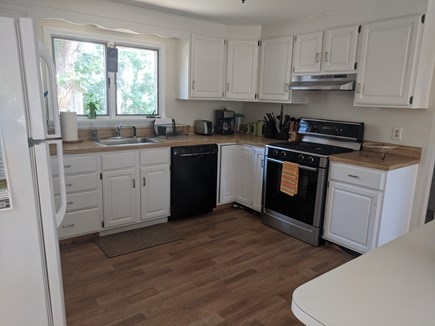 Falmouth Cape Cod vacation rental - Modern, bright, spacious kitchen