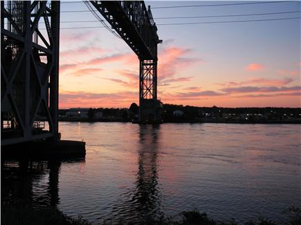 Wareham MA vacation rental - Cape Cod Canal is close by and  7 mile Bike and walking trails