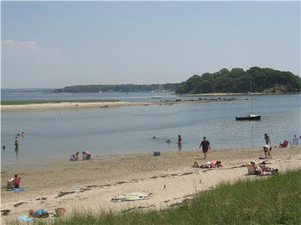 Wareham MA vacation rental - Wonderful sandy beaches just paces away.