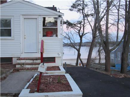 Wareham MA vacation rental - Views from 2 bedrooms and a short walk to the beach