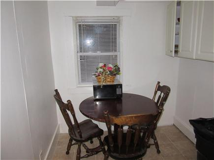 Wareham MA vacation rental - Dining Area