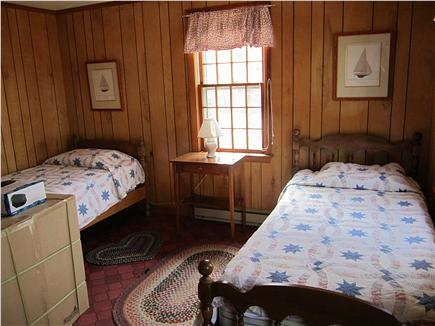 Eastham Cape Cod vacation rental - 2nd bedroom 1st floor - 2 twins